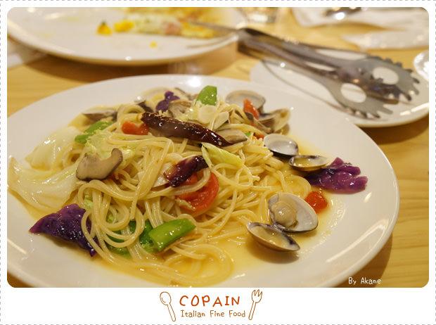 【食記】Copain 日本型男掌廚的義式料理